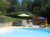 zwembad,gite, 6personen,wifi,terras,Nederlandsetv, barbeque,wifi