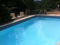 zwembadprive,zon, rust, dordogne,kleinschalig
